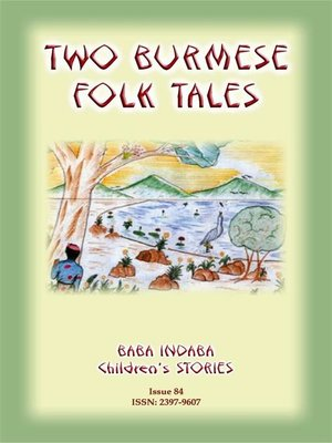 cover image of TWO BURMESE FOLKTALES--Two Moral Tales from Burma (Myanmar)